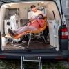 Il dentista ambulante: uno studio dentistico su quattro ruote