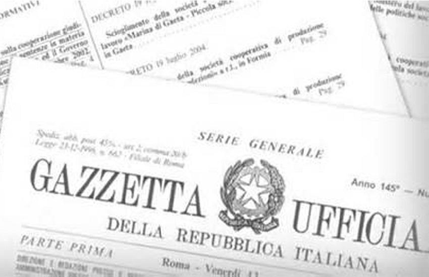 Decreto appropriatezza in Gazzetta - Decreto 9 dicembre 2015