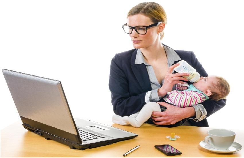 Maternita' e lavoro occupazione femminile e PIL - Odontonetwork Genova