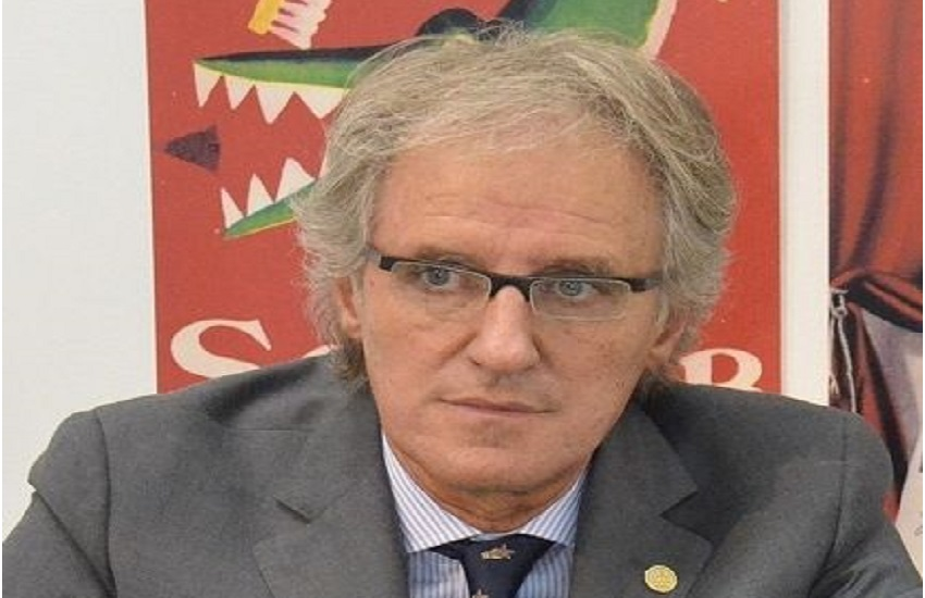 Roberto Callioni Presidente di Fondoprofessioni - Odontonetwork Genova
