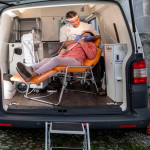 Il dentista ambulante, uno studio dentistico su quattro ruote - Odontonetwork Genova