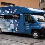 Unità mobile odontoiatrica - Odontonetwork Genova